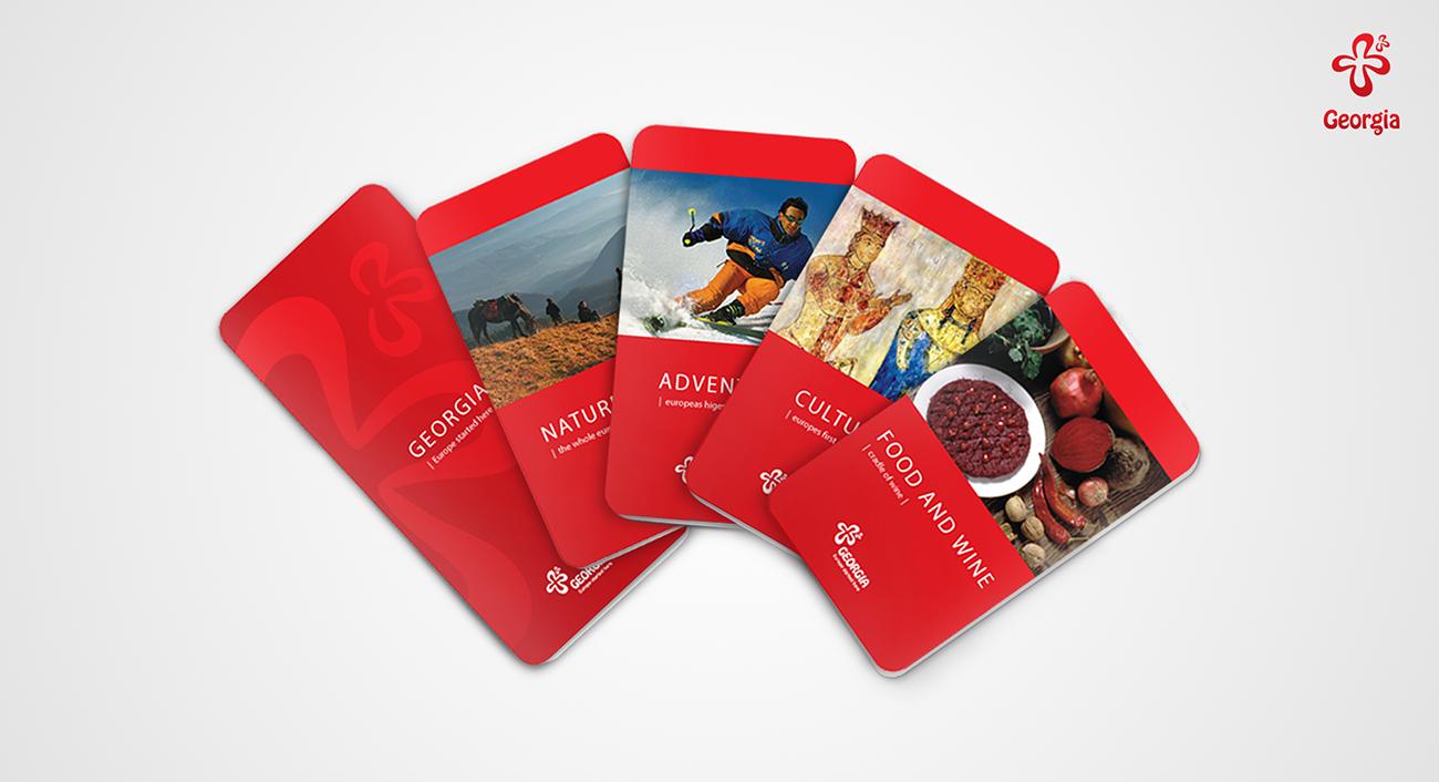 tourism brochures