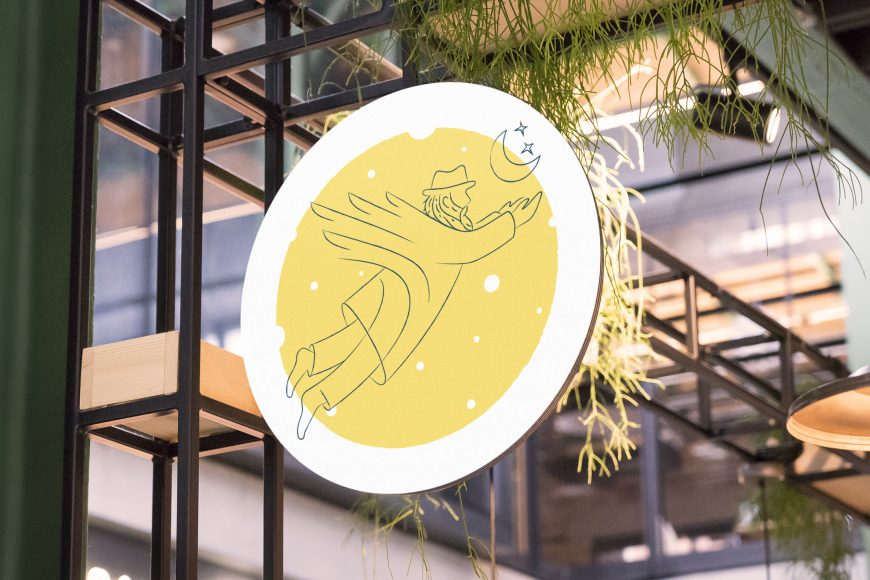 gala, cafe, bar, logo, design, topuria, tbilisi, georgia, ლოგოს, დიზაინი, თოფურია,